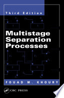 Multistage Separation Processes