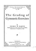 The Grading of Gymnastic Exercises