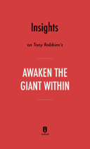 Insights on Tony Robbins's Awaken the Giant Within by Instaread ebook