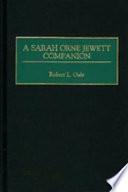 A Sarah Orne Jewett Companion Book