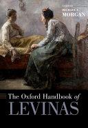 The Oxford Handbook of Levinas