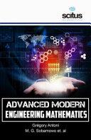 Advanced Modern Engineering Mathematics