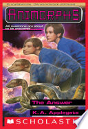 The Answer  Animorphs  53  Book