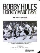 Bobby Hull s Hockey Made Easy Book PDF