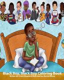 Black Boy  Black Boy Coloring Book Book