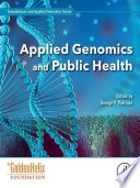 Applied Genomics and Public Health Book