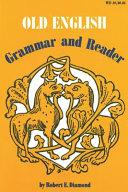 Old English Grammar   Reader