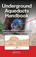 Underground Aqueducts Handbook