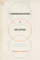 Communicating & Relating Pdf/ePub eBook