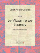 Pdf Le Vicomte de Launay Telecharger