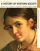History of Western Society Since 1300 for Advanced Placement Book