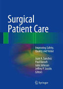 Surgical Patient Care Book