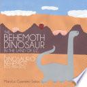 The Behemoth Dinosaur in the Land of Uz  El Dinosaurio Behemot en la Tierra de Uz