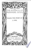 Black  the story of a dog