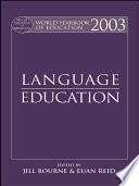 World Yearbook Of Education 2003