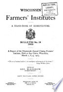A Handbook of Agriculture