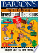 Barron s Guide to Making Investment Decisions