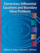 Elementary Differential Equations and Boundary Value Problems Book