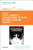 August s Consultations in Feline Internal Medicine Book