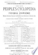 The New People s Cyclopedia of Universal Knowledge