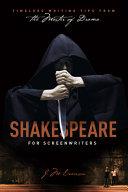 Shakespeare for Screenwriters