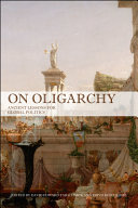 On Oligarchy Pdf/ePub eBook