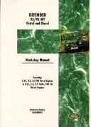 Land Rover Defender 93 95 Book