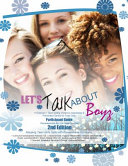 Let s Talk about Boyz Teen Dating Violence Awareness and Prevention for Teen Girls Book