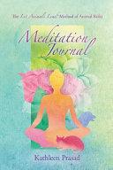 The Let Animals Lead R Method Of Animal Reiki Meditation Journal
