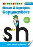 Books - Letterland Blends & Digraphs Copymasters | ISBN 9781862092990