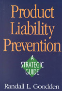 Product Liability Prevention
