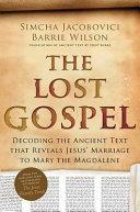 Pdf The Lost Gospel