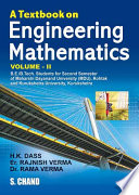 A Textbook of Engineering Mathematics Vol-II (MDU, Krukshet