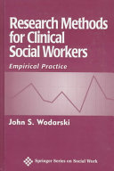 Research Methods for Clinical Social Workers