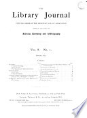 the  library  journal