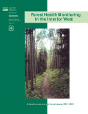 Forest Health Monitoring in the Interior West