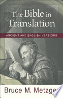 The Bible In Translation Book PDF