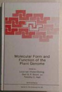 Molecular Form and Function of the Plant Genome