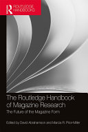The Routledge Handbook of Magazine Research