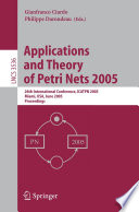 Applications and Theory of Petri Nets 2005