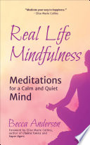 Real Life Mindfulness Book
