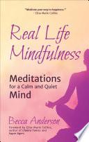 Real Life Mindfulness Book PDF