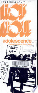 Facts about Adolescence