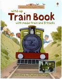 Wind Up Train Book