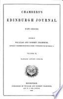 Chambers' Edinburgh Journal Pdf/ePub eBook