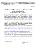 Who Gains and Who Loses from Credit Card Payments?