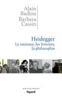 Heidegger. Les femmes, le nazisme et la philosophie Pdf/ePub eBook