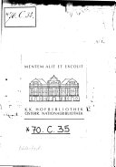 (Liber canonis reuisus et ab omni errore mendaque Durgatus summaque cum diligentia Impressus)