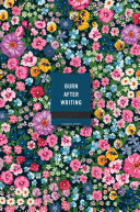 Burn After Writing  Floral