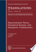 Representation Theory, Dynamical Systems, and Asymptotic Combinatorics
